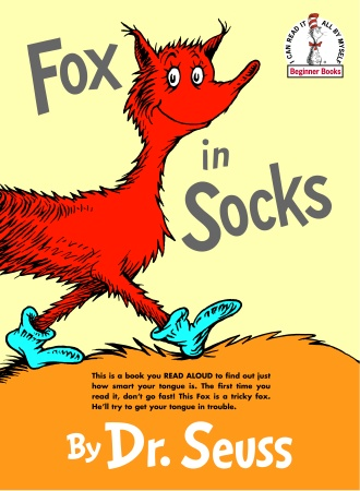 fox in socks