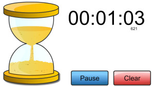 timer hourglass