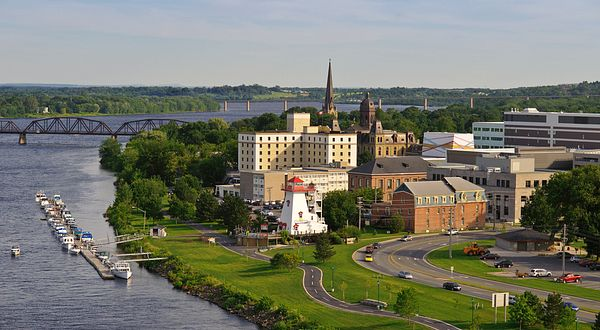 city of fredericton 2013